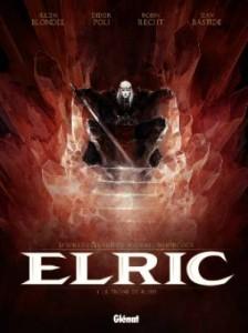 Elric le trône de rubis