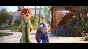 zootopie-Judy et Nick dans le centre nudiste